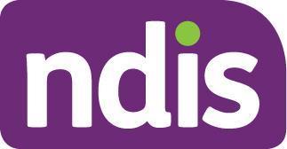 NDIS letterhead logo