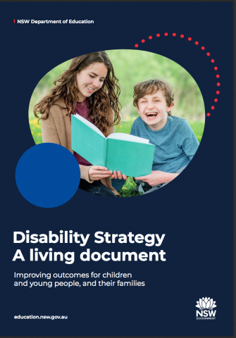 NSW Education: Disability Strategy, A Living Document