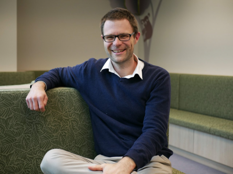 Professor Andrew Whitehouse.